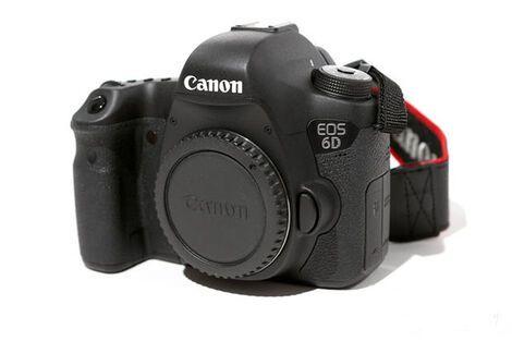 Фотоаппараты Фотоаппарат Canon EOS 6D body напрокат | Аренда и прокат – Москва