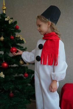 Сказочные персонажи Снеговик от 98 до 140 напрокат | Аренда и прокат – Санкт-Петербург