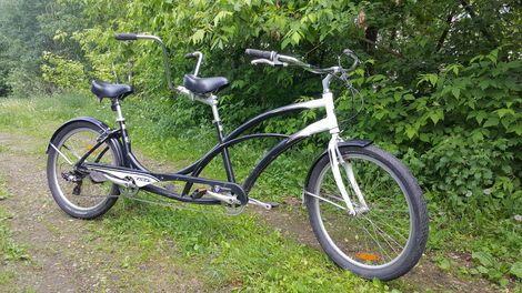 Велосипеды Trek Cruiseliner Tandem напрокат | Аренда и прокат – Москва