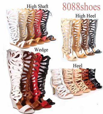 Обувь Летние сапоги женские гладиаторы напрокат | Аренда и прокат – Москва