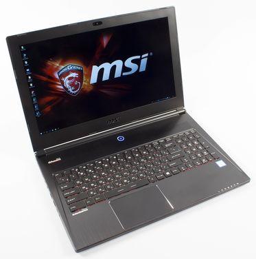 Ноутбуки Монтажный ноутбук MSI GS60 2QE Ghos напрокат | Аренда и прокат – Санкт-Петербург