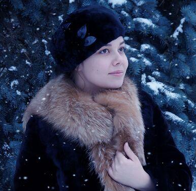 Другое Воротник из рыжей лисы напрокат | Аренда и прокат – Санкт-Петербург