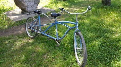 Велосипеды Велосипед  Тандем напрокат | Аренда и прокат – Москва