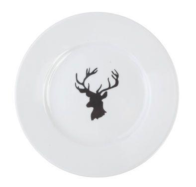 Тарелки  Набор из 2 тарелок «Олень» напрокат   Аренда и прокат – Новосибирск