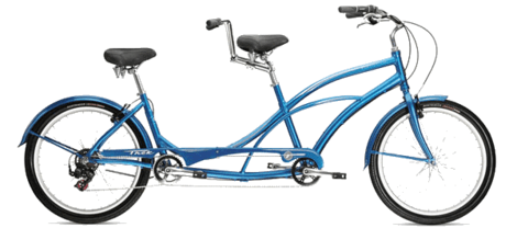Велосипеды Trek Cruiseliner Tandem напрокат   Аренда и прокат – Москва