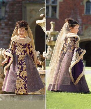 Королевский двор Принцесса Ренессанс напрокат | Аренда и прокат – Москва