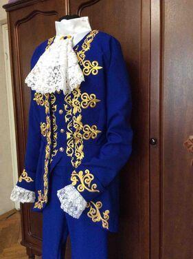 Королевский двор Костюм ПРИНЦ напрокат   Аренда и прокат – Санкт-Петербург