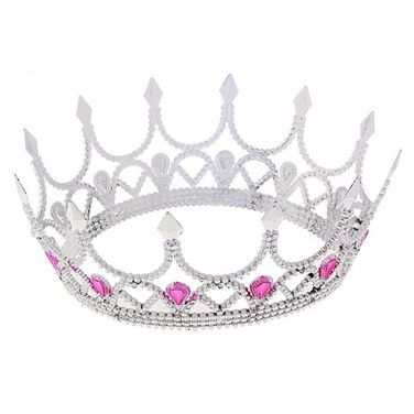 Аксессуары Венец королевы серебристый напрокат | Аренда и прокат – Санкт-Петербург