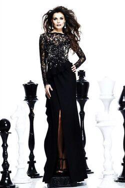 Платья Платье Tarik Ediz напрокат | Аренда и прокат – Санкт-Петербург