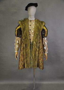 Исторические костюмы Костюм 16 века эпохи Тюдоров напрокат | Аренда и прокат – Москва