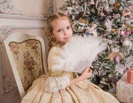 Платья и одежда для девочек Маркиза напрокат   Аренда и прокат – Санкт-Петербург