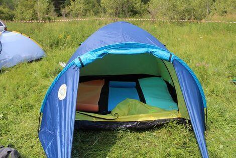 Палатки/тенты GreenWood Target 3 напрокат | Аренда и прокат – Бийск