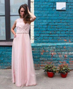 Платья Young Couture розовое  напрокат | Аренда и прокат – Москва