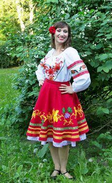 Танцевальные костюмы Молдавский костюм напрокат | Аренда и прокат – Санкт-Петербург