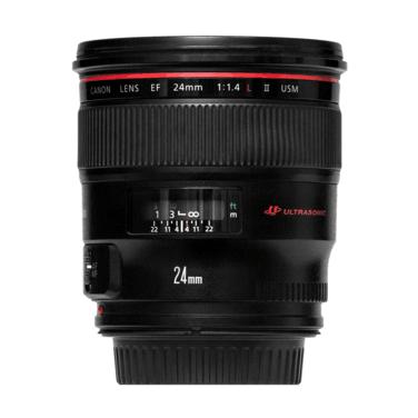 Фотообъективы Canon EF 24mm f/1.4L II USM напрокат | Аренда и прокат – Санкт-Петербург