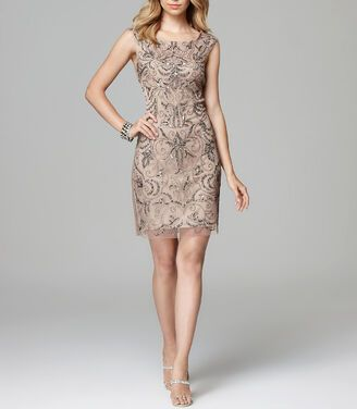 Платья Adrianna Papell , Biege Dress Be напрокат | Аренда и прокат – Москва