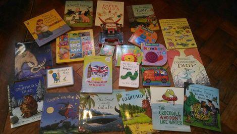 Игрушки Книги на английском для мам и детей напрокат | Аренда и прокат – Санкт-Петербург
