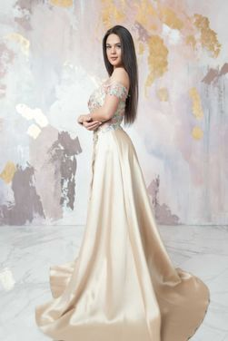 Платья Роскошное вечернее платье   напрокат | Аренда и прокат – Санкт-Петербург