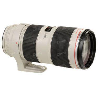 Фотообъективы CANON EF 70-200 F2.8 L USM напрокат | Аренда и прокат – Москва