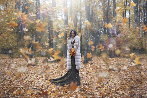 Верхняя одежда Меховая жилетка  напрокат | Аренда и прокат – Москва