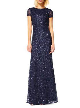Платья Adrianna Papell , Sequin Gown Ni напрокат | Аренда и прокат – Москва