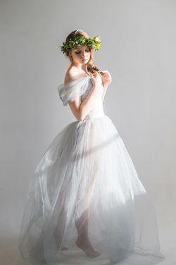 Платья Серое платье Дым напрокат | Аренда и прокат – Санкт-Петербург