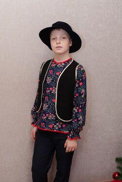 Национальные Цыганский костюм. Разбойник напрокат | Аренда и прокат – Санкт-Петербург