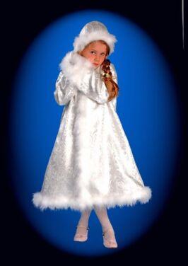 Сказочные персонажи Детский костюм Снегурочка напрокат | Аренда и прокат – Санкт-Петербург