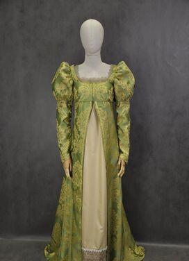 Исторические костюмы Платье начала 19 века. Ампир напрокат | Аренда и прокат – Москва