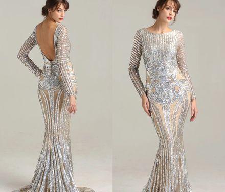 Платья Вечернее платье  со шлейфом   напрокат | Аренда и прокат – Санкт-Петербург