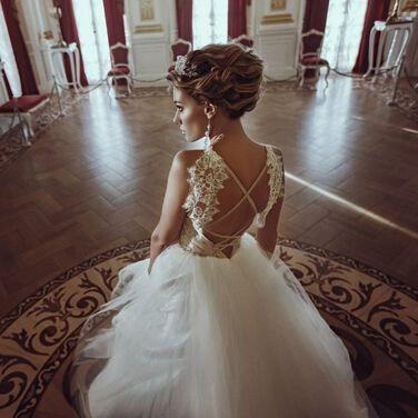 Платья свадебное платье Каролина напрокат | Аренда и прокат – Санкт-Петербург