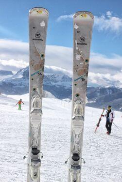 Горные лыжи Лыжи Rossignol 821 напрокат | Аренда и прокат – Москва