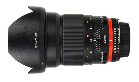 Фотообъективы Samyang 35mm 1.4 напрокат | Аренда и прокат – Москва