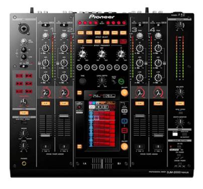 Звук Pioneer DJM-2000 NXS напрокат | Аренда и прокат – Москва