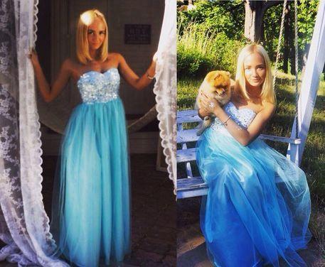 Платья Платье с пайеточным лифом напрокат | Аренда и прокат – Санкт-Петербург