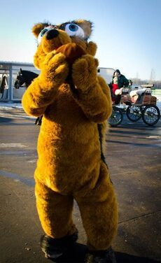 Ростовые костюмы Ростовая кукла Белка напрокат | Аренда и прокат – Москва