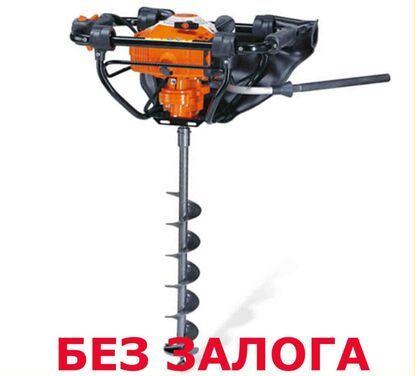 Строительное оборудование Ручной бензобур Stihl BT 121 напрокат | Аренда и прокат – Иркутск