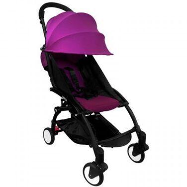 Коляски Коляска BabyTime Yoya (Фиолетовая) напрокат | Аренда и прокат – Санкт-Петербург