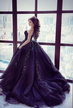 Платья Платье Empress Black напрокат | Аренда и прокат – Москва