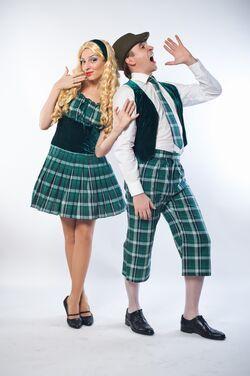 Национальные костюмы Ирландская вечеринка напрокат   Аренда и прокат – Санкт-Петербург