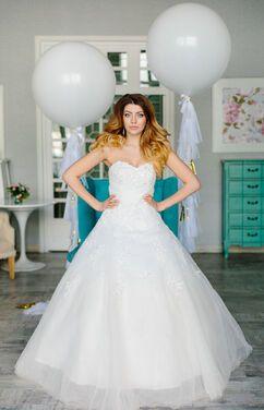 Платья Свадебное платье принцессы напрокат   Аренда и прокат – Зеленоград