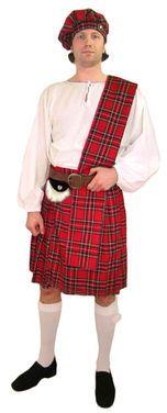 Исторические костюмы Шотландец напрокат | Аренда и прокат – Москва