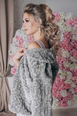 Верхняя одежда свадебная шубка Элли напрокат   Аренда и прокат – Нижний Новгород