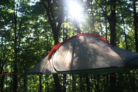 Палатки/тенты Подвесная палатка напрокат   Аренда и прокат – Москва