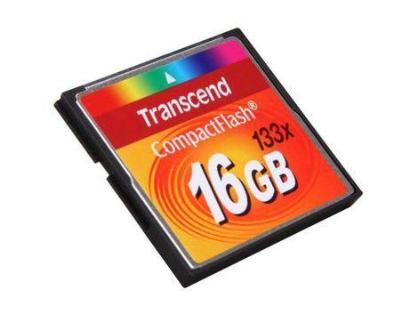 Носители данных и карты памяти Карта памяти CompactFlash 16GB 133x напрокат | Аренда и прокат – Санкт-Петербург