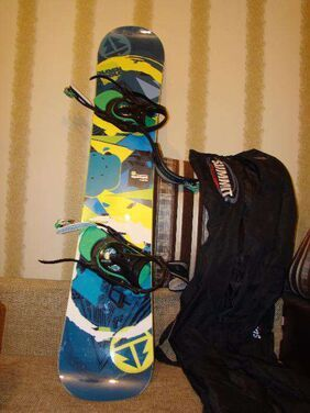 Сноуборды Сноуборд Black Hole Escape напрокат | Аренда и прокат – Москва