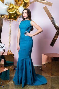 Платья Платье-рыбка с шлейфом  напрокат | Аренда и прокат – Санкт-Петербург