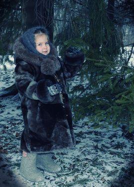 Другое Шубка на девочку для фотосессии  напрокат | Аренда и прокат – Санкт-Петербург