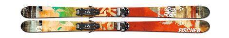 Горные лыжи  Alpine Ski Freeski - Big Stix 100 напрокат | Аренда и прокат – Москва