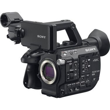 Видеокамеры Sony PXW-FS5 напрокат | Аренда и прокат – Санкт-Петербург